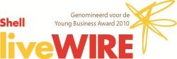 Nominatie Shell LiveWIRE 2010